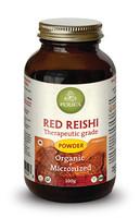 Purica Red Reishi Powder, 100 g   NutriFarm.ca