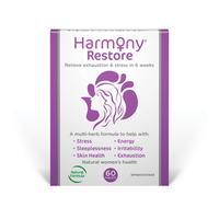 Harmony Restore, 60 tablets | NutriFarm.ca