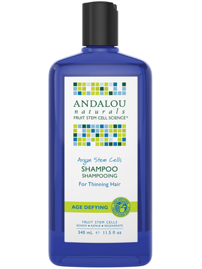 Andalou Naturals Age Defying Treatment Shampoo, 340 ml | NutriFarm.ca