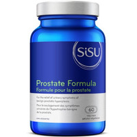 SISU Prostate Formula, 60 Vegetable Capsules | NutriFarm.ca