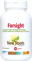 New Roots Forsight, 30 Capsules | NutriFarm.ca