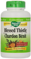 Nature's Way Blessed Thistle, 180 Capsules | NutriFarm.ca