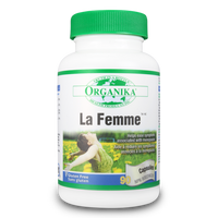 Organika La Femme, 90 Capsules | NutriFarm.ca