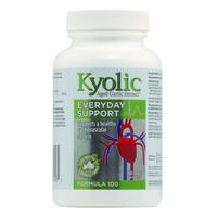 Kyolic Formula 100, 180 Tablets   NutriFarm.ca