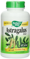 Nature's Way Astragalus, 180 Vegetable Capsules | NutriFarm.ca