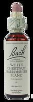 Bach White Chestnut, 20 ml   NutriFarm.ca
