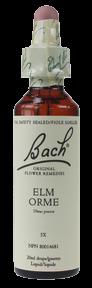 Bach Elm, 20 ml   NutriFarm.ca