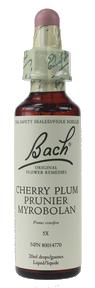 Bach Cherry Plum, 20 ml | NutriFarm.ca