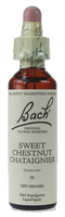 Bach Sweet Chestnut, 20 ml | NutriFarm.ca