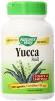 Nature's Way Yucca Stalk, 100 Capsules | NutriFarm.ca