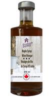 SURO Maple syrup wine vinegar, 235 ml | NutriFarm.ca