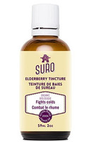 SURO Organic Elderberry Tincture, 59 ml | NutriFarm.ca