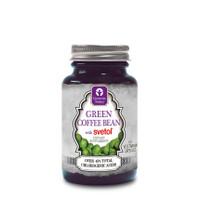 Genesis Today Green Coffee Bean with Svetol, 60 Capsules | NutriFarm.ca