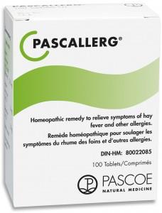 Pascoe Pascallerg, 100 Tablets | NutriFarm.ca