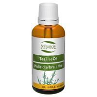 St. Francis Herb Farm Tea Tree Oil, 100 ml | NutriFarm.ca