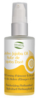St. Francis Herb Farm Golden Jojoba Oil, 50 ml | NutriFarm.ca