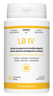 PARINAT LB IV, 60 Tablets | NutriFarm.ca