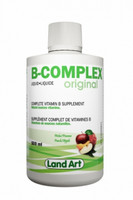 Land Art B-Complex Original, 500 ml | NutriFarm.ca