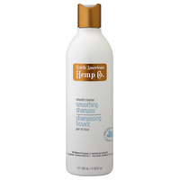 North American Hemp Smoothing Shampoo, 342 ml | NutriFarm.ca