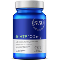 SISU 5-HTP, 60 Vegetable Capsules | NutriFarm.ca