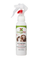 OregaPet Bed & Body Spray, 120 ml | NutriFarm.ca