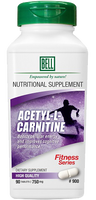 Bell Acetyl-L-Carnitine 750 mg, 90 Tablets