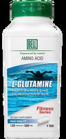 Bell L-Glutamine 500 mg, 120 Capsules   NutriFarm.ca
