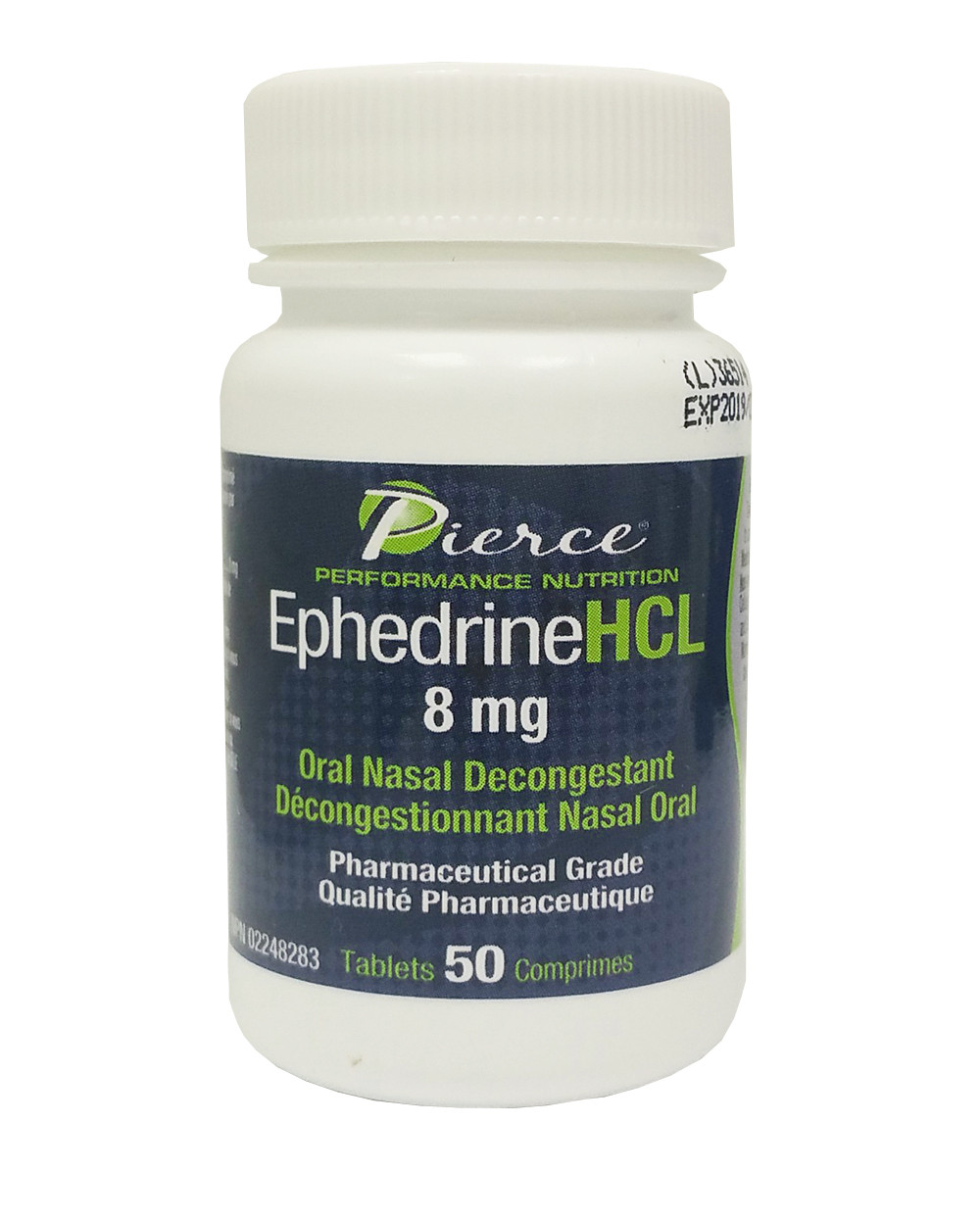 how to take ephedrine hcl for weight loss