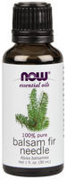 NOW  Balsam Fir Needle Oil, 30 ml | NutriFarm.ca