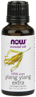 NOW Ylang Ylang Extra Oil, 30 ml | NutriFarm.ca