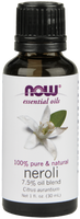 NOW Neroli Oil 7.5%, 30 ml | NutriFarm.ca