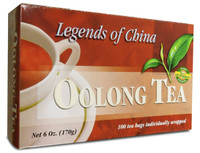 Uncle Lee's Tea Oolong Tea, 100 bags | NutriFarm.ca