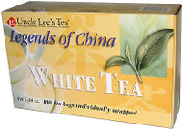 Uncle Lee's Tea Legends of China White Tea, 100 bags | NutriFarm.ca