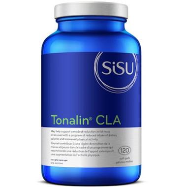 SISU Tonalin CLA 1250 mg, 120 Softgels | NutriFarm.ca