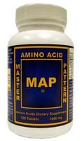 Master Amino Acid Pattern (MAP), 120 tablets