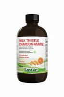 Land Art Milk Thistle, 250 ml | NutriFarm.ca