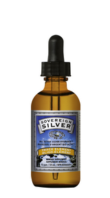 Sovereign Silver, 2 oz Dropper | NutriFarm.ca