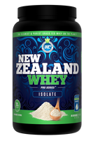 New Zealand Whey Isolate Natural (Unflavoured), 910 g | NutriFarm.ca