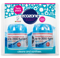 Ecozone Forever flush (twin pack), 2 units | NutriFarm.ca