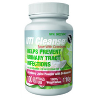 AOR UTI Cleanse Now With Cranberry, 110 g Powder | NutriFarm.ca