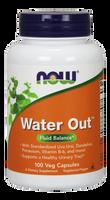 NOW Water Out Herbal Diuretic, 100 Vegetable Capsules | NutriFarm.ca