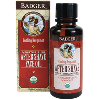 Badger Balm After Shave Moisturizing Oil, 118 ml | NutriFarm.ca