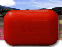 The Soap Works Carbolic Soap, 110 g