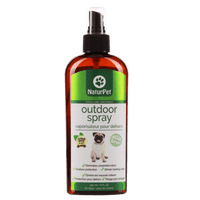NaturPet Outdoor Spray (For Dogs), 240 ml | NutriFarm.ca