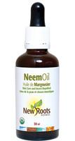 New Roots Neem Oil, 30 ml | NutriFarm.ca