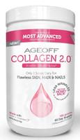 NuvoCare Ageoff Collagen 2.0, 165 g | NutriFarm.ca