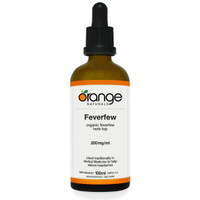 Orange Naturals Feverfew Tincture, 100 ml | NutriFarm.ca