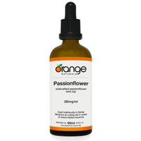 Orange Naturals Passionflower Tincture, 100 ml | NutriFarm.ca