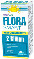 RENEW LIFE FloraSMART 2 Billion, 30 Tablets | NutriFarm.ca