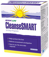 RENEW LIFE CleanseSMART, 30 days Kit | NutriFarm.ca